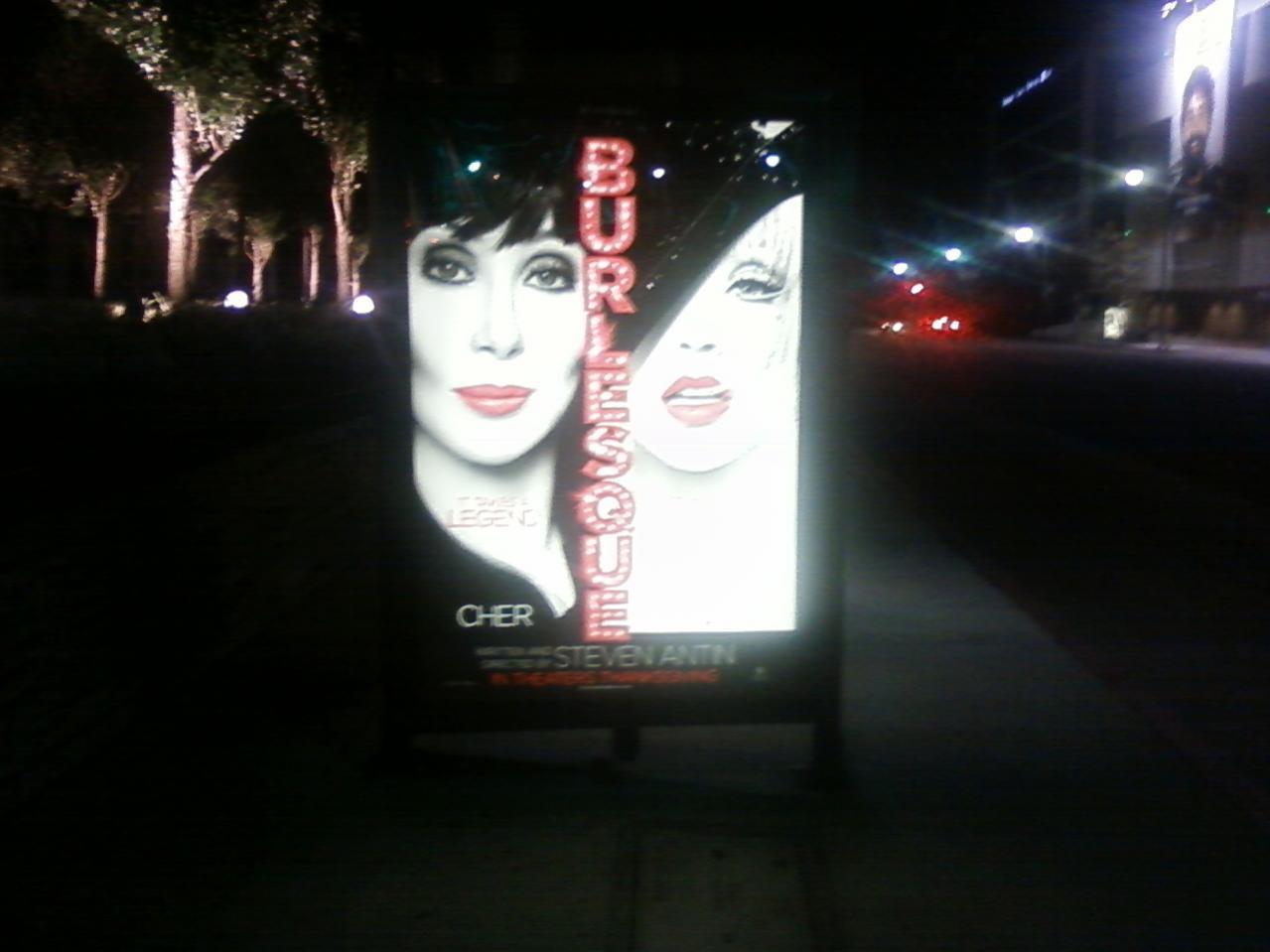 [Fotos] Comienza la Promo 'Burlesque' en las Salas de Cine (Reunamos Fotos) - Página 2 Stars1