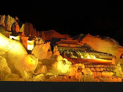 Sapporo Snow Festival 2011 Animal