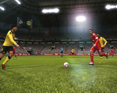 Pro evolution soccer 2011 (Pes 2011) PESEdit 2011 Patch 0.3 Clip_3