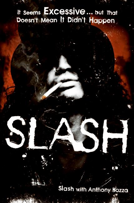 Libros de Rock SLASH