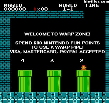 Funny Pictures - Page 3 Mario-8