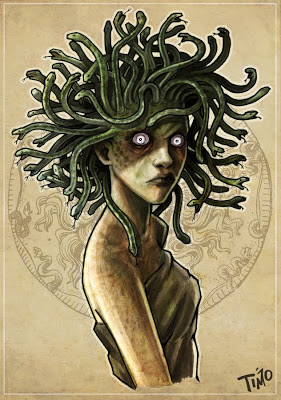[Guide hoàn chỉnh] Medusa - Ma nữ vô tình Medusa2