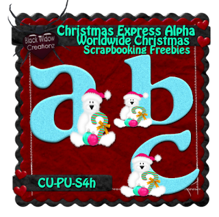 Christmas Alpha by Black Widow BWC_ChristmasExAlphaWWCSPreview