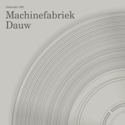 musique et sculpture Machinefabriek_dauw