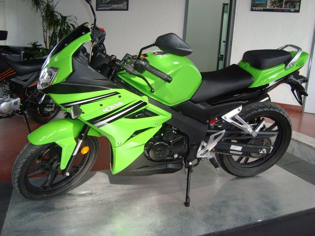 Mondial EX 150 K Ninja  Ex150k-3