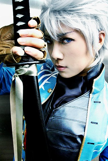 Cosplay Devil May Cry 1208209498951