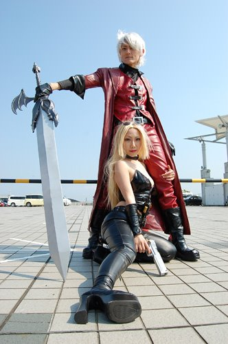 Cosplay Devil May Cry 1208254536245