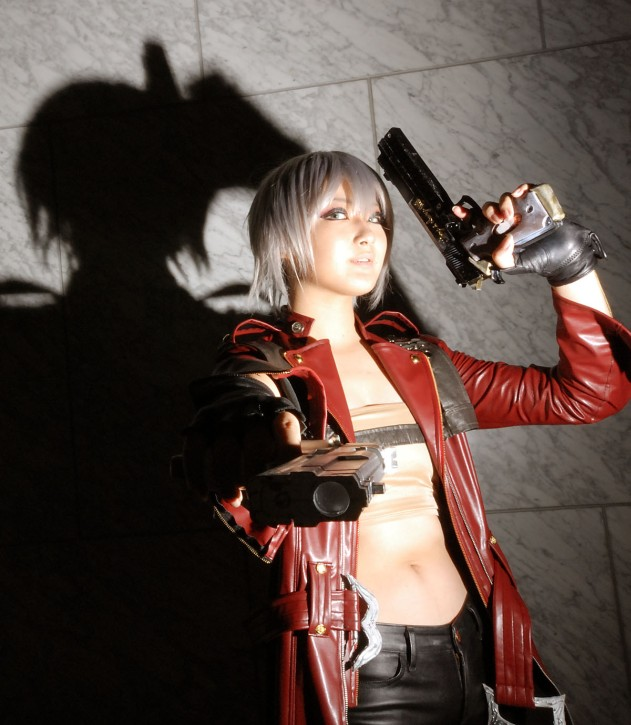 Cosplay Devil May Cry 1204522630959b