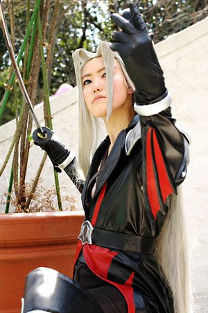 Cosplay Final Fantasy VII Crisis Core 05032706