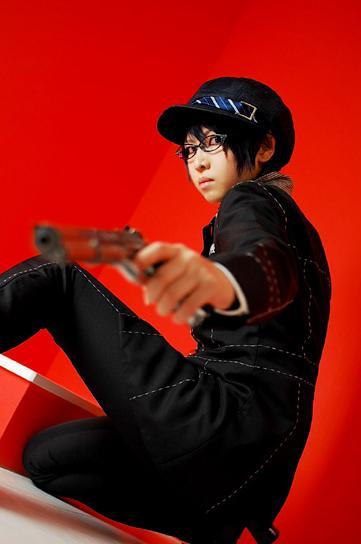 Cosplay Persona Naoki-naoto