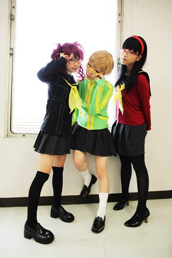 Cosplay Persona P004