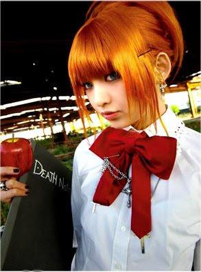 Cosplay Death Note Misa