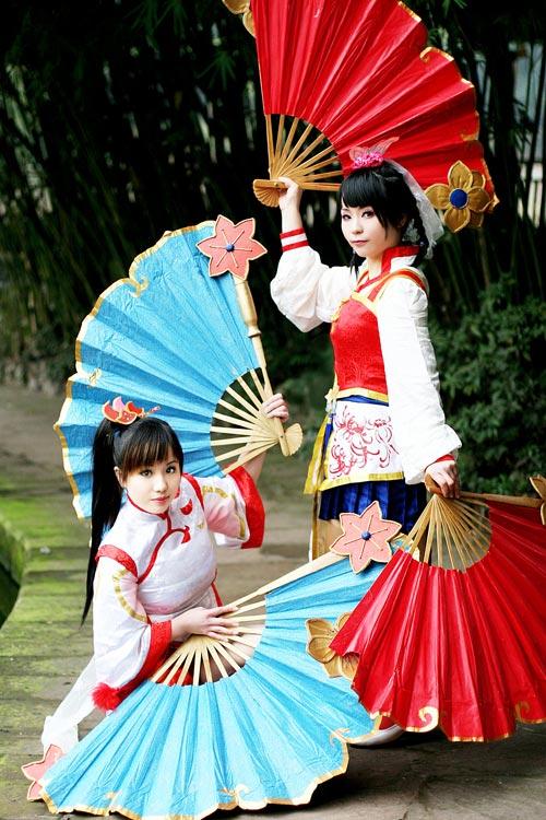 Cosplay Sangoku Musou Musou08
