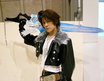 Cosplay Final Fantasy VIII 14