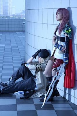 Cosplay Final Fantasy XIII Ffxiii4