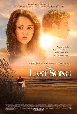 Películas y proyectos como actriz  Miley-cyrus-the-last-song-poster
