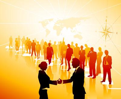 11 وسيلة للتأثير على القلوب Handshake-group