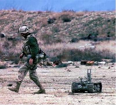 HUMANOS VS ROBOTS 2