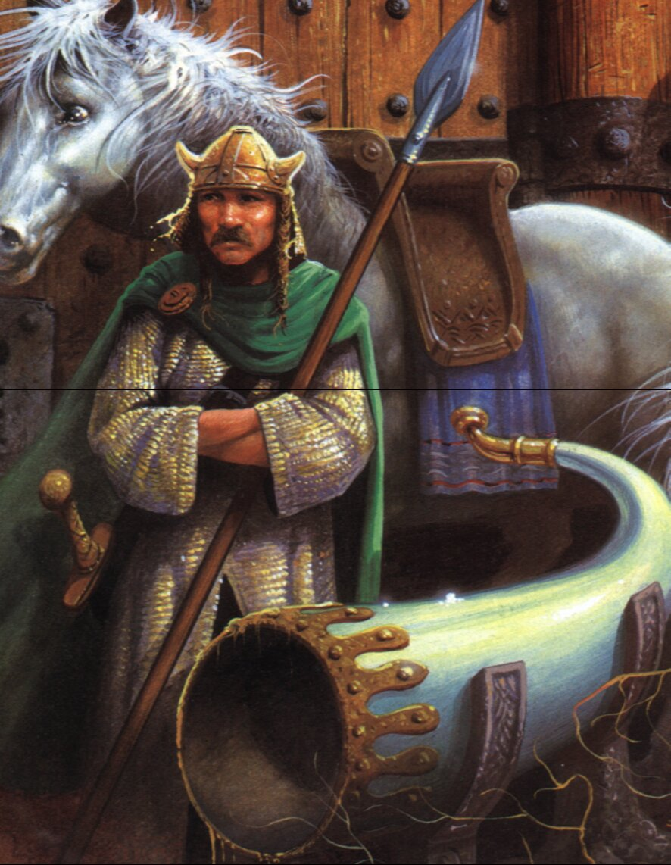 Dioses Nórdicos [¿Mitos o Realidad?] Heimdall