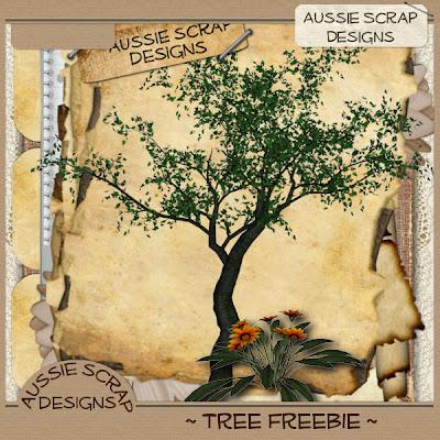 Tree - By: Aussie Scrap Designs Tree_Freebie