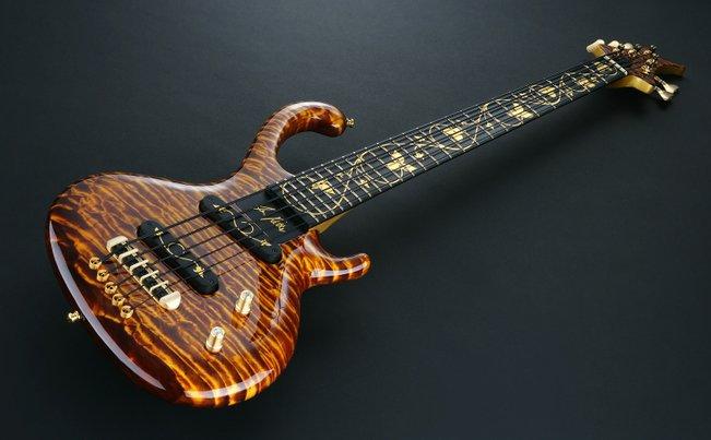 Baixo Ritter Most-expensive-bass-guitar