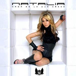 Álbum ⇨ 'Nada Es Lo Que Crees' Natalia