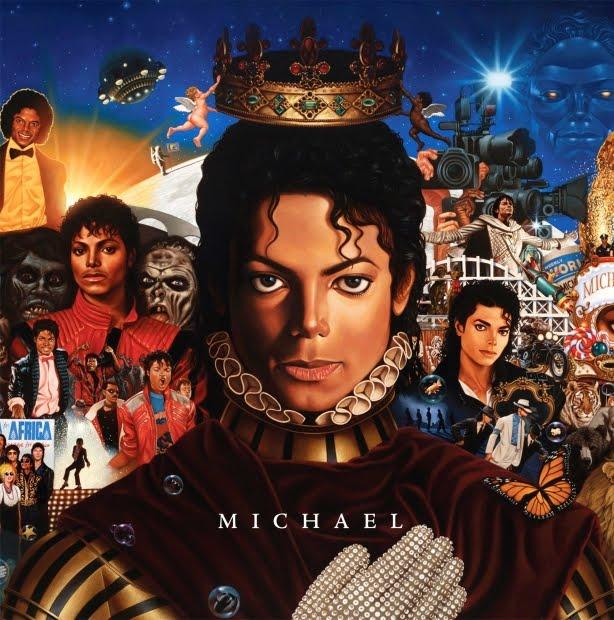 Michael Jackson beat-boxing. Michael-Jackson-Michael-Album