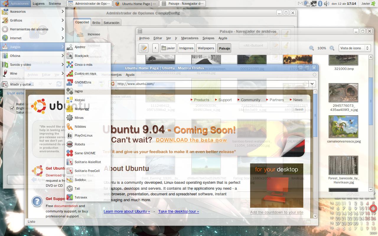 Foro gratis : Amigo Linux - Portal Pantallazo