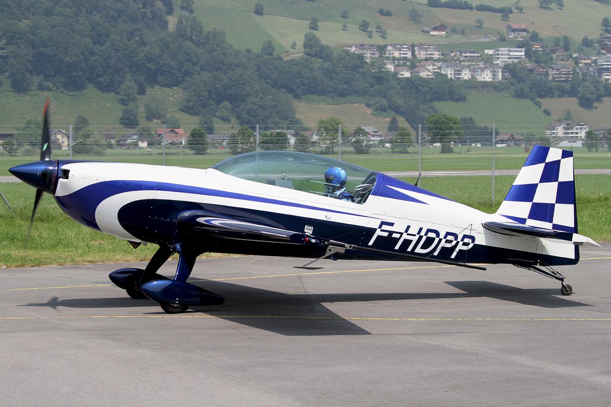 L'avion avec un grand A F-HDPP