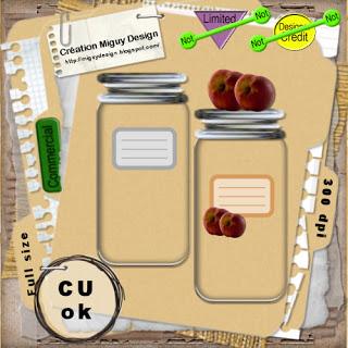 CU Glass Jar 4 CU Glass Jar 2 By: Creation Miguy Design Miguy_Design_CU_Glass_Jar4_Preview