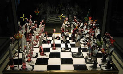 chess board டிசைன்கள் Unusual-chess-boards-21
