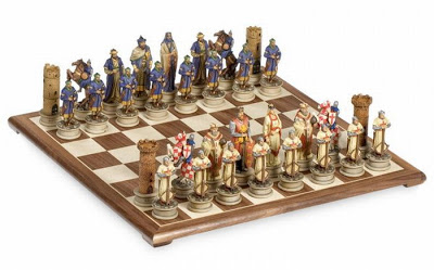 chess board டிசைன்கள் Unusual-chess-boards-05