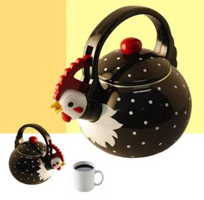 அழகிய மற்றும் வித்தியாசமான தேநீர் குடுவைகள்  Creative-teapots-07
