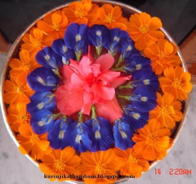 மனதை கொள்ளை கொள்ளும் பூக்களின் அலங்காரங்கள்  Flower1