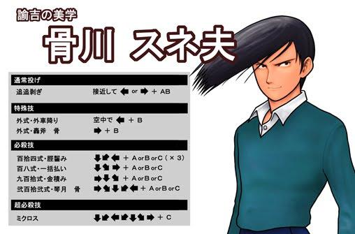Tokoh-tokoh di Doraemon kalo udah gede Suneo