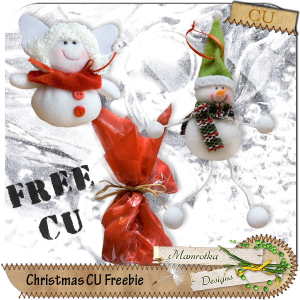 CU Freebie Mamrotka_ChristmasCUFreebie_prev