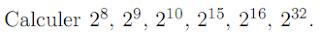 [TS: TDI] notion de math; Exercice de Systèmes de numération - Page 2 Calelm
