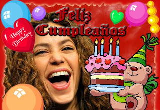 Cumpleaños ShakiFans » 02/02: Shakira - Página 4 Cumple