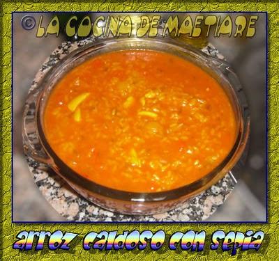 arroz caldoso con sepia CIMG7263