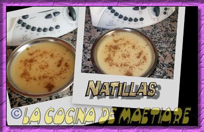 Natillas (normales) Collage