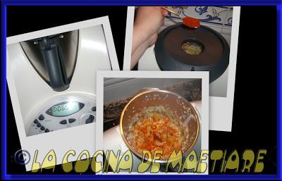 Sopa rústica thermomixera Collage1