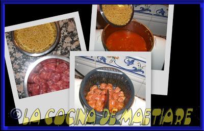Sopa rústica thermomixera Collage3