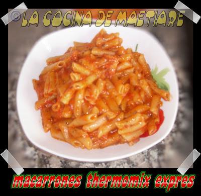 Macarrones con carne (o atún) CIMG9019