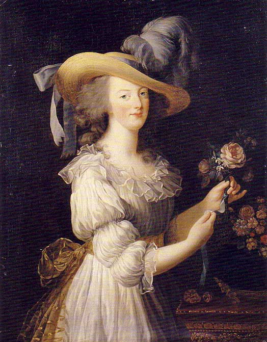 Marie-Antoinette and Style MArose