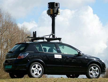 Google Street View já anda de bicileta Google-street-view-car