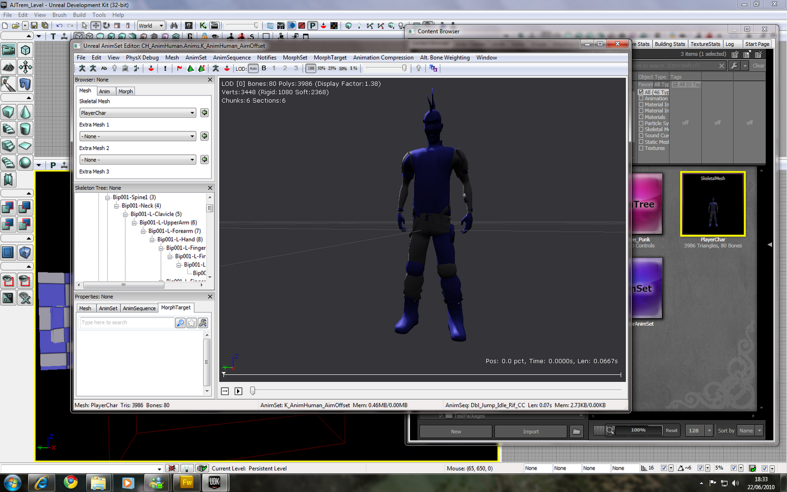 UDK-Unreal Development Kit Tela3