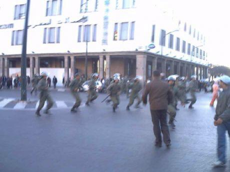 مباراة ولوج مدرسة تكوين القوات المساعدة - سلك التلاميذ المساعدين المتخصصين, فوج 2011-2012 Maroc1