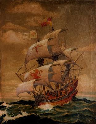 quelques navires Galleon