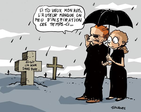 enterrement prématuré Enterrement