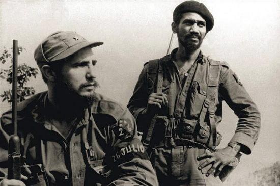 Juan Almeida,comandante histórico de la revolución Ele